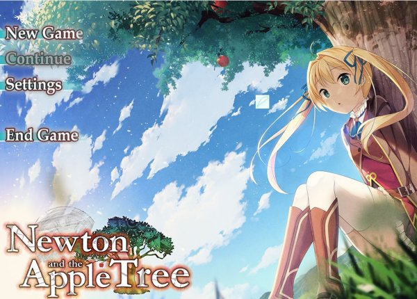 Sol Press - Newton and the Apple Tree (2018) (Eng)
