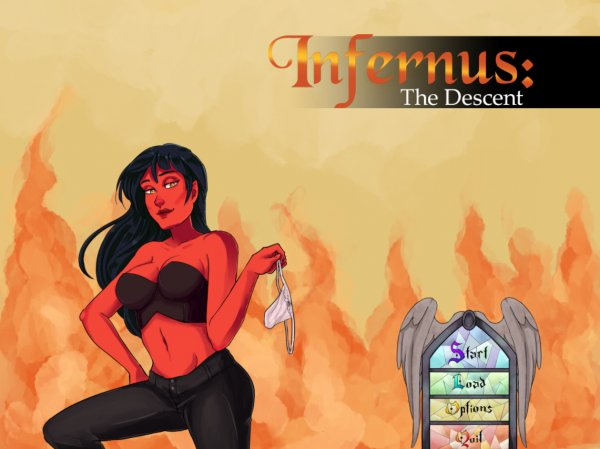 Team Infernus - The Descent  September Build (Version 0.0.4.1) Update