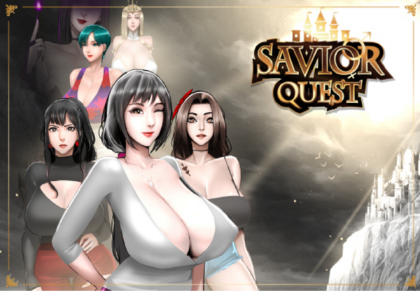 ScarlettAnn - Savior Quest [Chapter 1 Beta] (2018) (Eng) [RPGM] Update