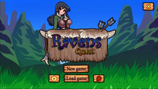 Pixelgames - Raven's Quest - Version 0.0.2  Update