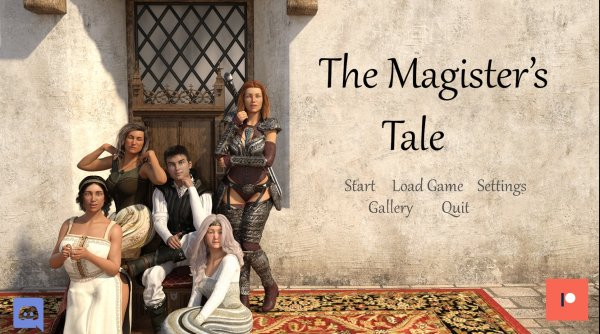 The Magister's Tale Chapter 1 Extra Content Update
