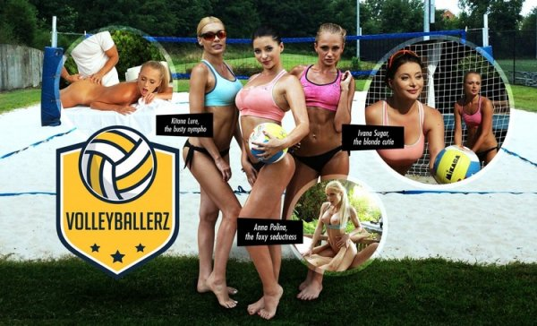 Lifeselector - Volleyballerz HD 720p