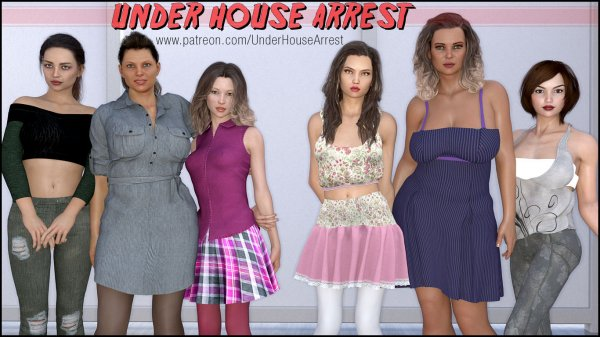 UnderHouseArrest - Under House Arrest - Version 0.6R - Update