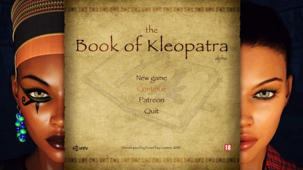 ExxxPlay - The Book of Kleopatra - Version 0.0.1 Alpha