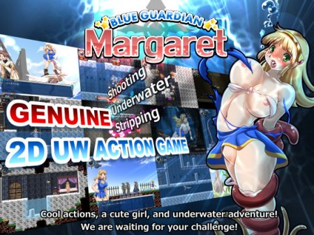 FoxEye - BLUE GUARDIAN: Margaret ( English)