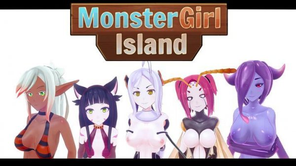 Redamz - Monster Girl Island [Prologue]