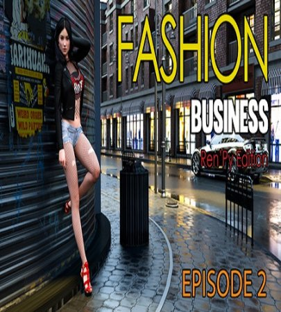 Decentmonkey - Fashion Business - Episode 1 [v.0.5] / Episode 2 [v.0.21] (2019) (Rus/Eng/Ger)