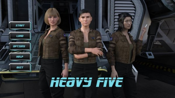 Nottravisgames - Heavy Five - Chapter 3 – Version 2  Update