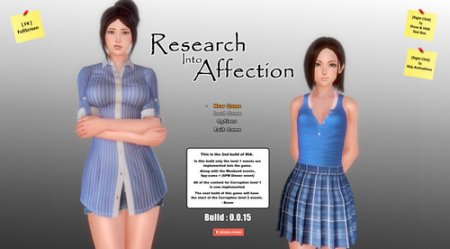 Boomatica - Research Into Affection - Version 0.6.0b  Update