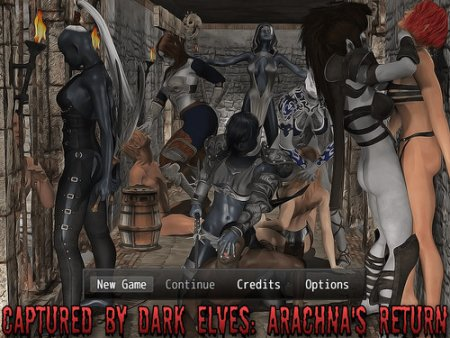 Darktoz - Captured by Dark Elves: Arachna's Return - Episode 2 FinalFix + Compressed Version