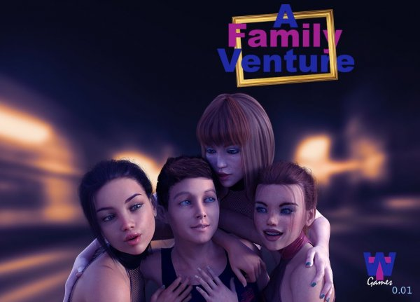 A Family Venture [Version 0.02b] (2019) (Eng) Update