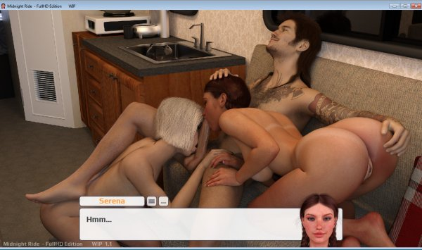 Horny NPC Games - Midnight Ride  FullHD Edition WIP 1.1