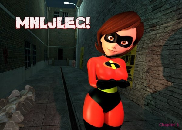 Viitgames - My Neighbor Looks Just Like Elasti Girl! - Chapter 1