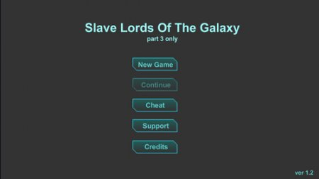 Pink Tea games - Slave Lords Of The Galaxy - Part 3 - Version 1.2