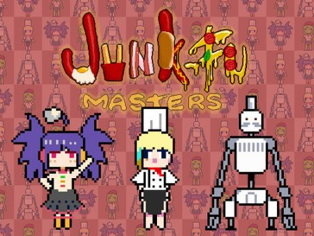 Junk-fu Masters! - Version Final by 8R4