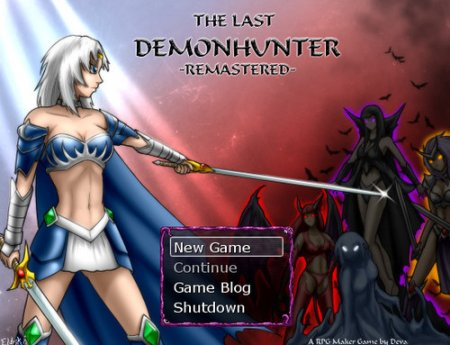 The Last Demonhunter Version 0.84 by Pervy Fantasy Productions