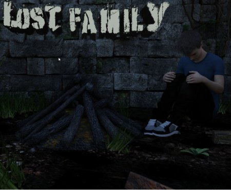 Gibby - Lost Family - Version 0.04 Final + Compressed Version