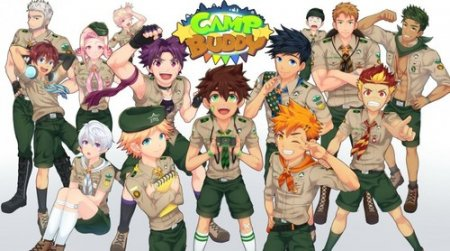Blits Games / Mikkoukun - Camp Buddy - Version 1.2 Completed + Compressed Version