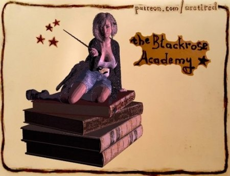 aRetired - The Blackrose Academy - Version 0.1