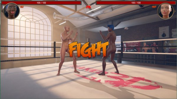 Sam3DX - Naked Fighter 3D [v0.05 Pro]