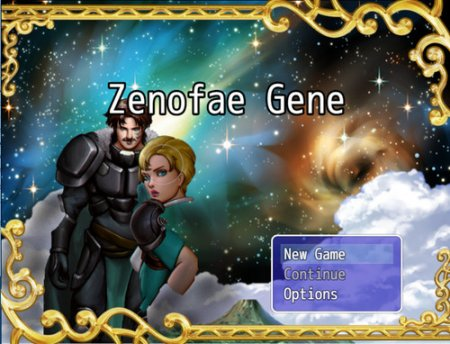Zenofae Gene - Version 0.03 by Balthamel