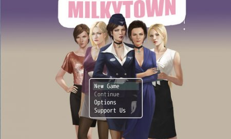 Messieurs - Milky Town -  Version 0.4 Update