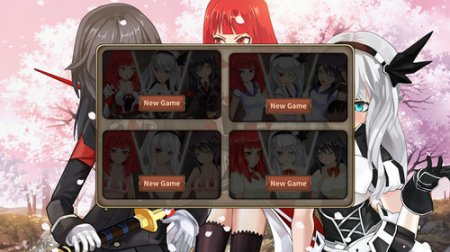 Athena Works / SakuraGame - Hell Girls - Completed