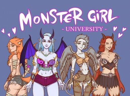 Monster Girl University by Nyakochan