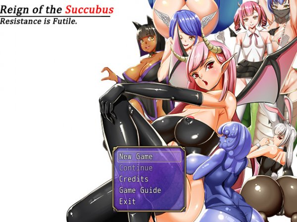 RKagura Games - eign of the Succubus [Final]