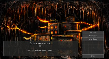 Acac - Darkmorrow Arena - Version 0.1