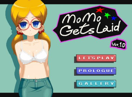 Momo Gets Laid - Full game by Fun ni kichi