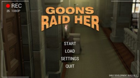 The Architect - Goons Raid Her Version 0.3.0  Update