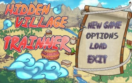 Hidden Village Trainer Version 0.4 by Quick Box Studios