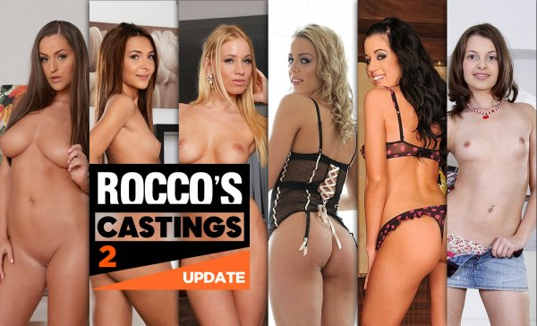 Lifeselector - Kendra Star, Alexis Brill, Kiara Lord, April Blue, Liona Levi, Christen_Courtney - Rocco's Castings 2