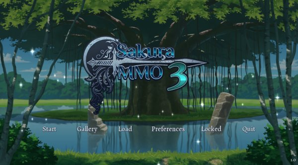 Winged Cloud - Sakura MMO 3 [English, Chinese, Adult Version]