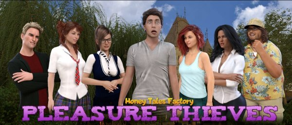 Honey Tales Factory - Pleasure Thieves - Ch2 Update