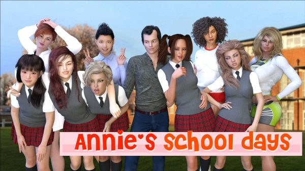 Annie's School Days  Version 0.5
