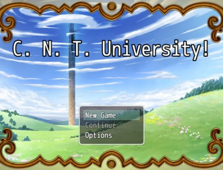 CNT University! Version 0.17 by Balthamel1