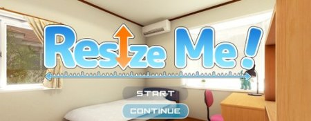MJ And Aoigai - Resize Me! Version 0.561 Update