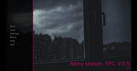 Rainy season - Episode 3 - Version 0.5 by Nikita96FromIsland
