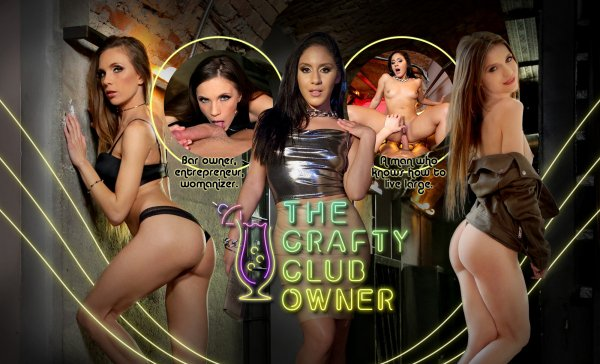 Lifeselector - Veronica Clark, Liv_Revamped, Nelya - The Crafty Club Owner
