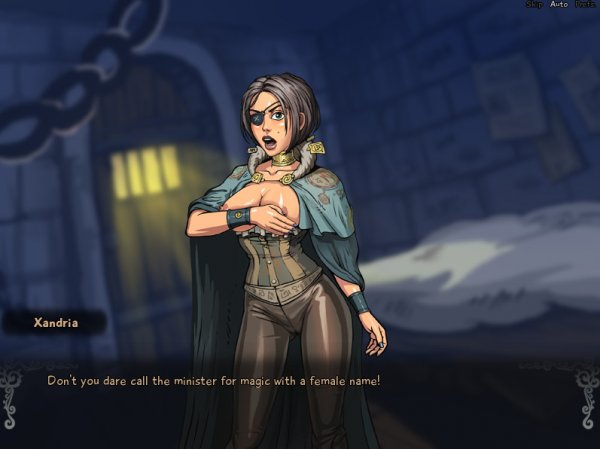 Sad Crab - Innocent Witches APK (2017) [Version 0.4.b] (Eng) Update