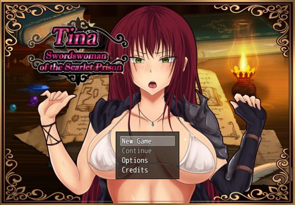 Kagura Games - Tina, Swordswoman of Scarlet Prison  Version: 1.02 Final