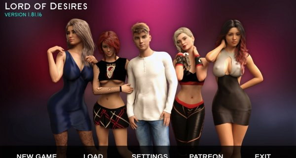 Lord of Desires APK - Version 1.81.16