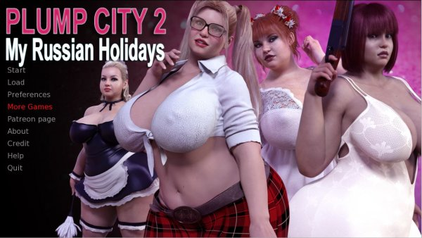 Plump City 2: My Russian Holidays  Version 0.05 Update