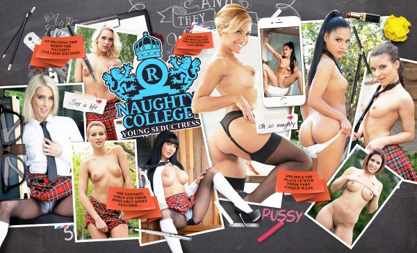 Lifeselector - Nesty, Chary Kiss, Anita Bellini, Cecilia Scott, Valentina Ricci, Katie Fuckdoll, Rose Valerie, Apolonia Lapiedra - Naughty College – Young Seductress