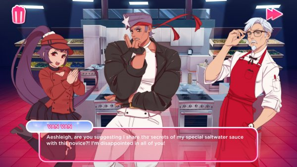 KFC - I Love You, Colonel Sanders! A Finger Lickin' Good Dating Simulator v1.0.1