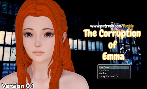 Funkie - The Corruption of Emma - Version 0.5 Remastered