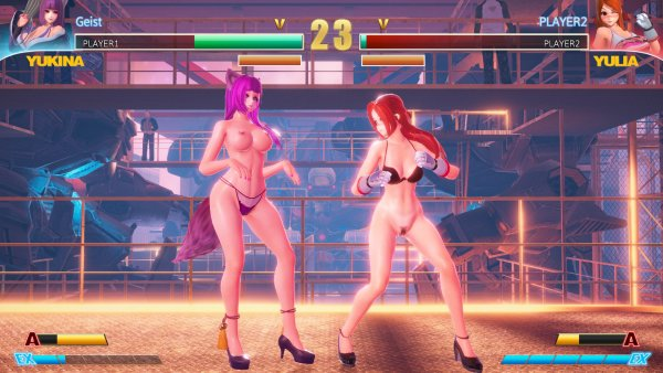 Red Fox Studio - Fight Angel Special Edition [v0.92]