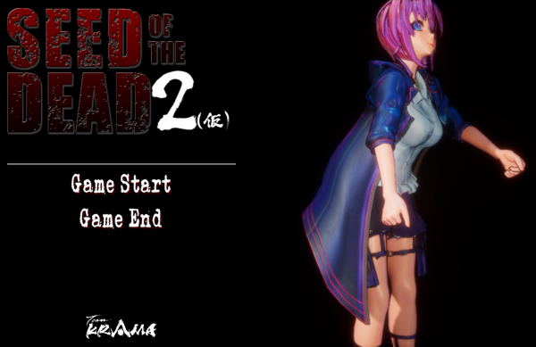 TeamKRAMA - Seed of the Dead 2  Version 0.1